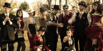 Way out West goes Steampunk