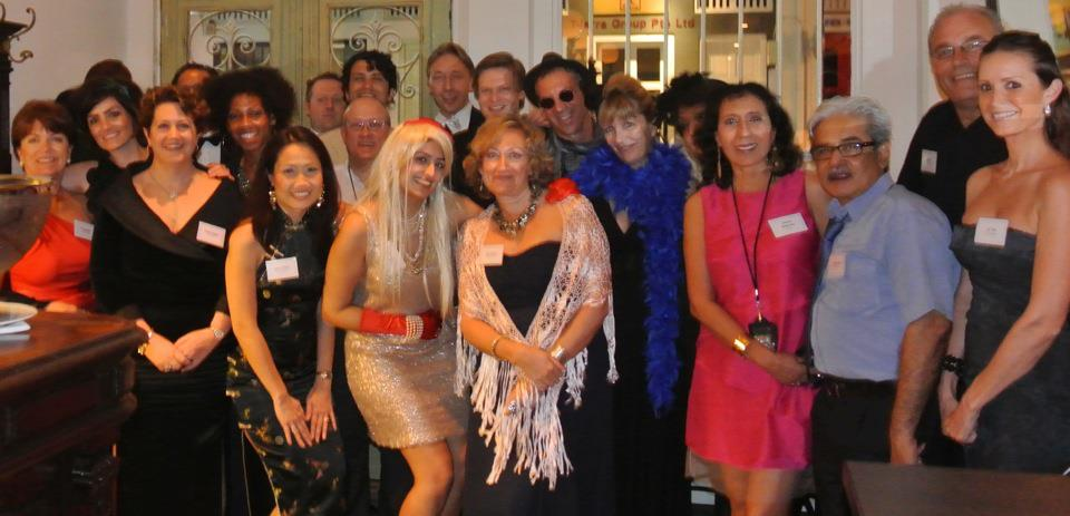 Casino Fatale in Singapore – The Cast! 