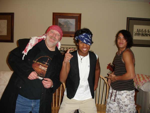 A Dead Man's Chest – Black Jack, Bill Pistol, Hayapitl - Cathy Dilts
