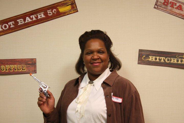 Who Shot the Sheriff  – Doris Arnett-Gary