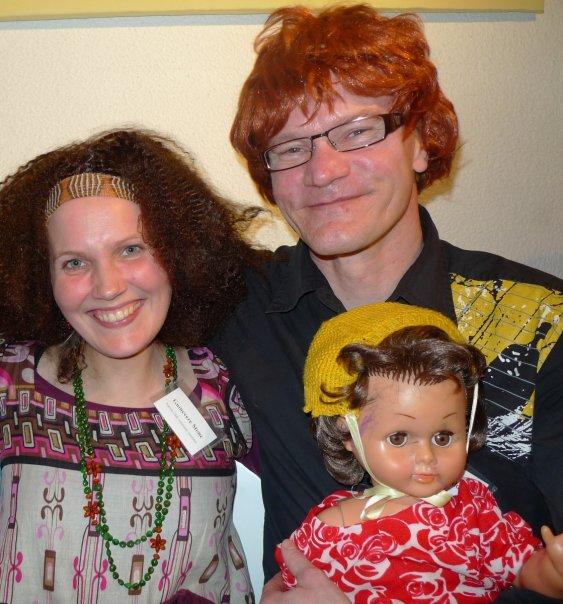 The Karma Club – Little Sunshine & her parents  – Marja Repokangas
