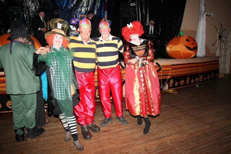 Dazzled to Death – Mad Hatter's Tea Party version  – Jill Davis