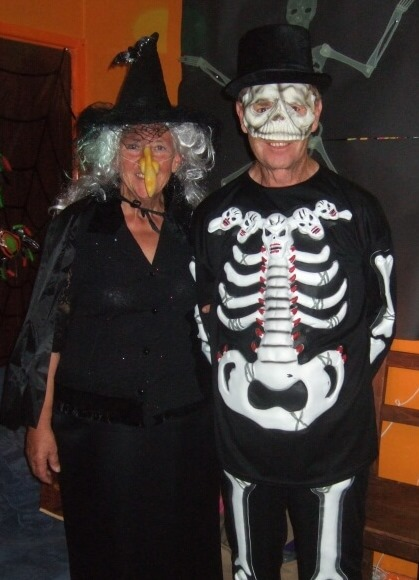 Halloween Lies  – Clare Rogers