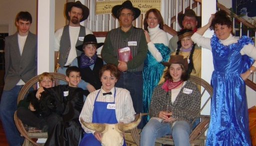 Way out West group photo  – Vick