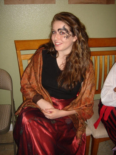 A Dead Man's Chest – Cassinga  – Lisa Perez