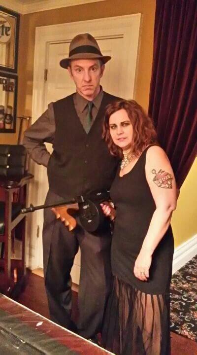 A Speakeasy Murder  – Stefanie Buzan