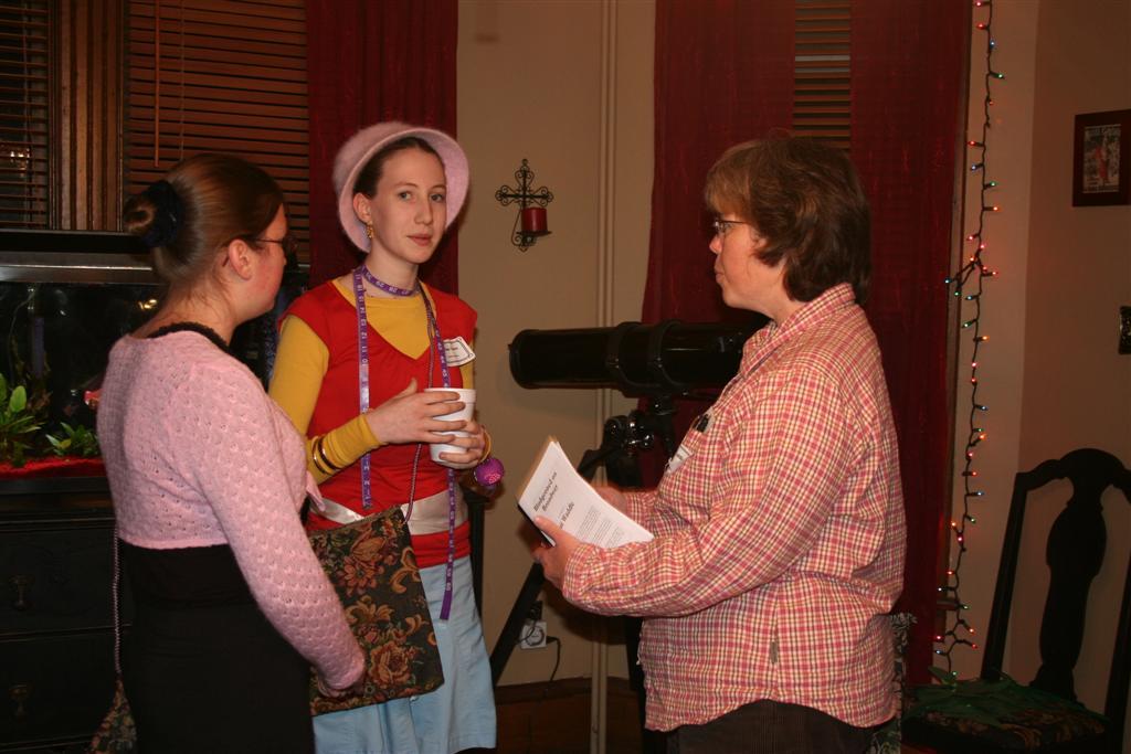 Bludgeoned on Broadway – Hannah, Jordan and Pat  – Jennifer Vals