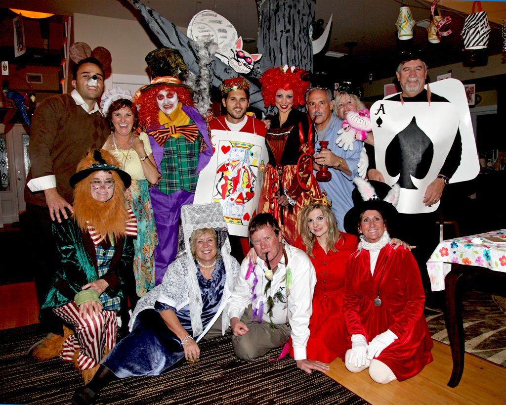 Your murder mystery party game stories and photos, from