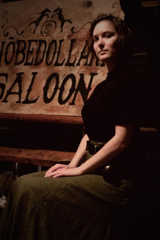 Way out West in Estonia  – Kadri Umbleja