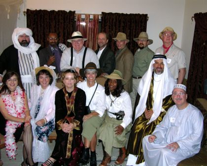 Curse of the Pharaoh Expanded – group photo 