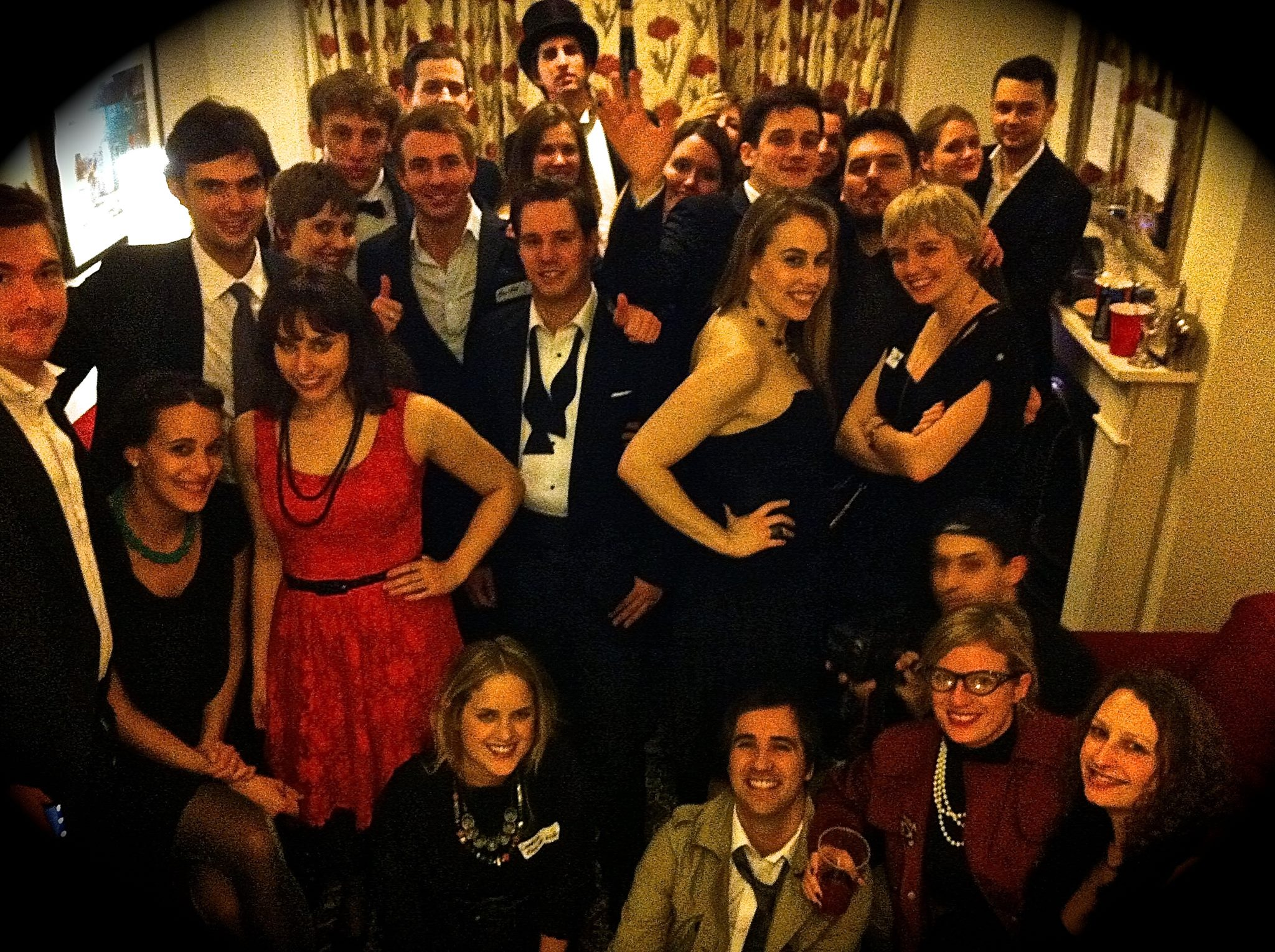 Casino Fatale ndash; group photo 