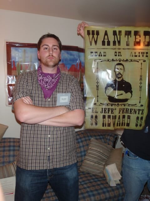 Way out West Expanded – Slick O'Hare, wanted dead or alive  – Kimberly Menssen