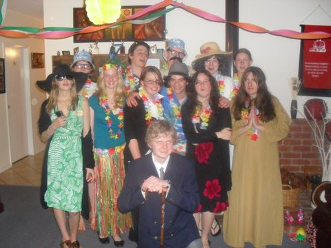 Lei'd to Rest – Group Photo  – Terence Smith