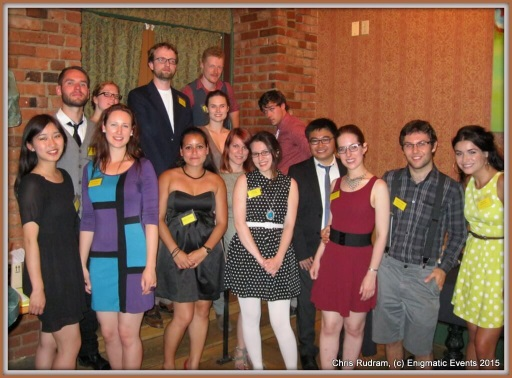 The Spy Who Killed Me – group photo 