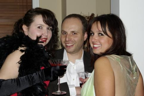 Casino Fatale Expanded – Felicity, Alex and Zara - Nataliya Chabanyuk