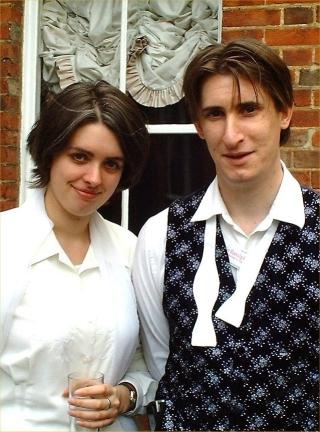 All at Sea – Elizabeth James and Sir Ranulph Royston  – Steve Hatherley