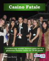 Casino Fatale – a murder mystery game from Freeform Games