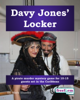 Davy Jones' Locker – a murder mystery game from Freeform Games