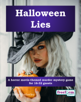 Halloween Lies – a murder mystery game from Freeform Games