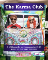 The Karma Club – a murder mystery game from Freeform Games