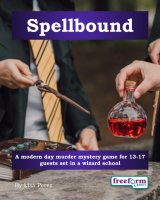 Spellbound – a murder mystery game from Freeform Games