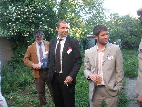 Casino Fatale Expanded – Inspector Leclou, Matt Bond and Ralph Anderson - Maxime Courtot