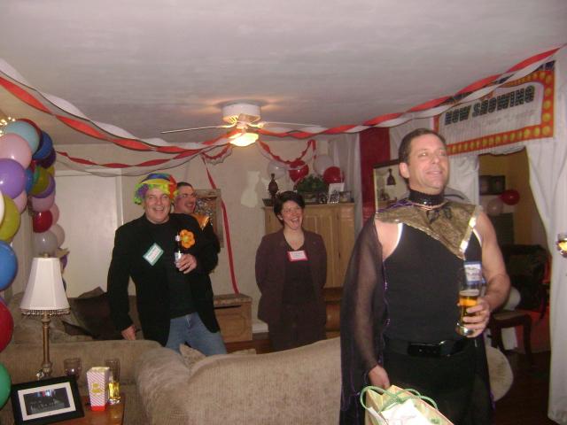 Under the Big Top  – Debi Gilroy