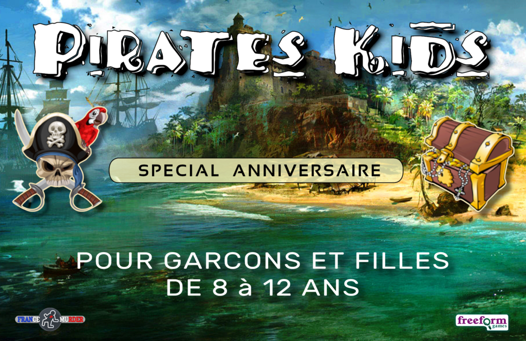Pirates Kids