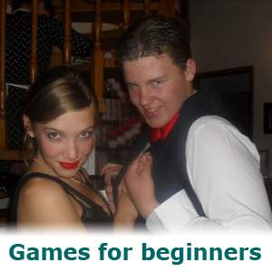 Games for beginners