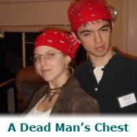 A Dead Man's Chest – a murder mystery game