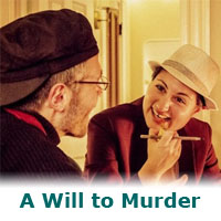 A Will to Murder – a murder mystery game