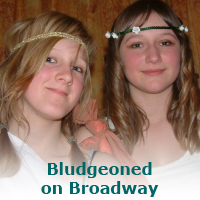Bludgeoned on Broadway – a murder mystery game
