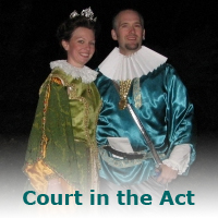 Court in the Act – a murder mystery game