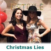 Christmas Lies – a murder mystery game
