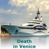Death in Venice – a murder mystery game
