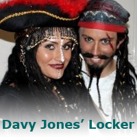 Davy Jones' Locker – a murder mystery game