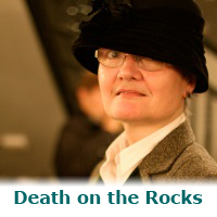 Death on the Rocks – a murder mystery game