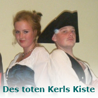 Des toten Kerls Kiste – a murder mystery game from Freeform Games