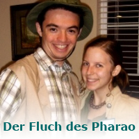 Der Fluch des Pharao – a murder mystery game from Freeform Games