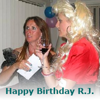 Happy Birthday R.J. – a murder mystery game