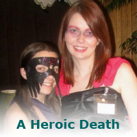 A Heroic Death – a murder mystery game