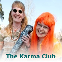 The Karma Club – a murder mystery game