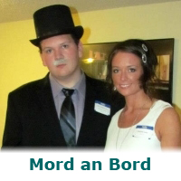 Mord an Bord – a murder mystery game from Freeform Games
