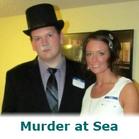 Murder at Sea – a murder mystery game