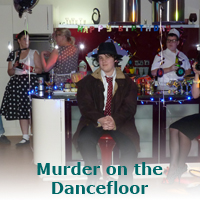 Murder on the Dancefloor – a murder mystery game