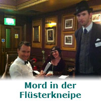 Mord in der Flüsterkneipe – a murder mystery game from Freeform Games
