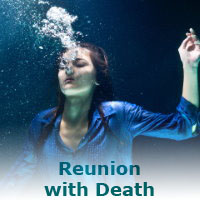 Reunion with Death – a murder mystery game