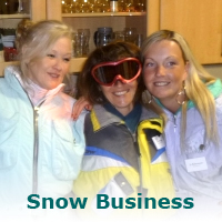 Snow Business – a murder mystery game