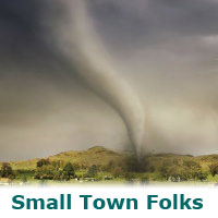 Small Town Folks – a murder mystery game