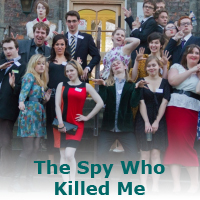 The Spy Who Killed Me – a murder mystery game